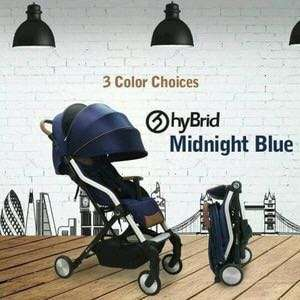 Hybrid Cabi stroller/pram