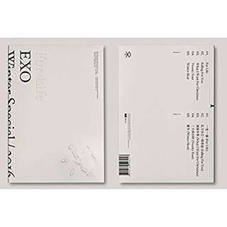 [PRE-ORDER] EXO - 2016 WINTER SPECIAL ALBUM 'FOR LIFE'
