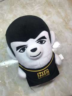 BTS V Hip Hop Monster Plush 防弹少年团 金泰亨公仔 Kim taehyung