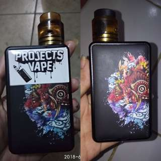 Take all Vape hotcig r233