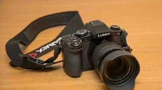 Panasonic Lumix DMC G85 Mirrorless Camera with free Photographer Kit Bundle