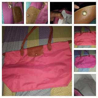 Original Longchamp xl LH pink