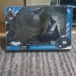 Batman action gear costume
