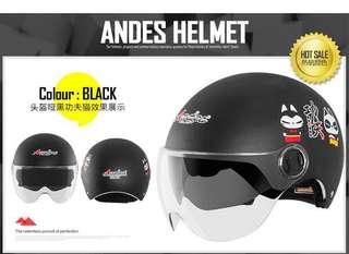 Andes HELMET **SG SALES** suitable for Escooter/Ebike/bike/bicycle
