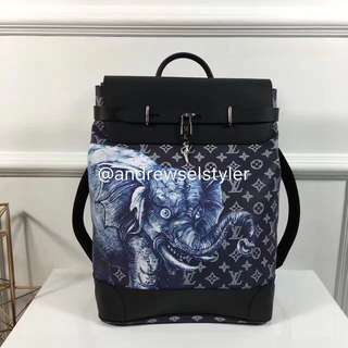 Louis Vuitton LV Steamer Backpack