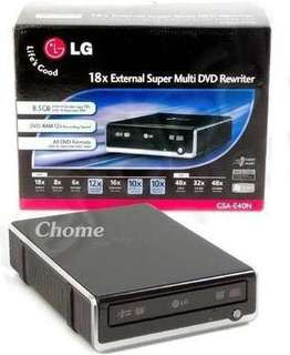 LG 20x Super Multi DVD Rewriter