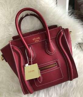 Celine Nano Bag