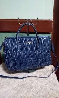 Miu Miu Matellasse Handbag