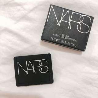 Nars blush 3.5g small size