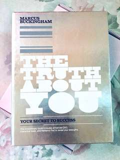 Your Secret to Success... The Truth About YOU - Marcus Buckingham