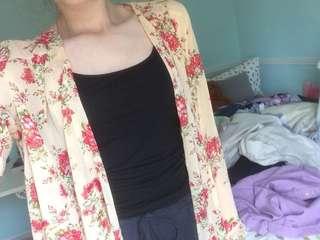 Beautiful Kimono/Shawl