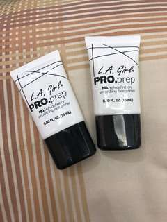 L.A. Girl Pro.Prep HD Smoothing Face Primer