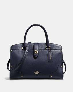 英國代購 Coach mecer satchel 30