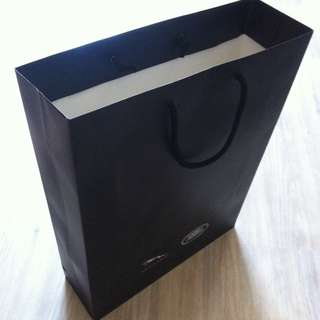 (半價) LAND ROVER + JAGUAR Paper Shopping Gift Bag 紙袋 禮物袋 (Half Price)