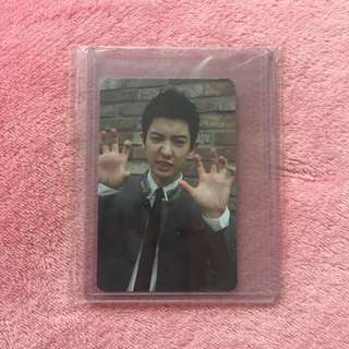 Chanyeol Postcard [growl era]