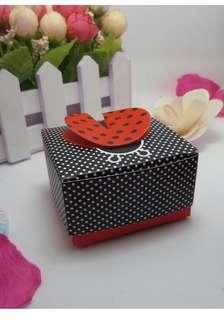Cupcake | Mini cake boxes