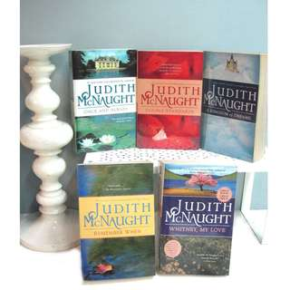Judith McNaught Books