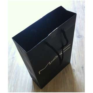 (半價) MAC Paper Shopping Gift Bag 紙袋 禮物袋 (Half Price)