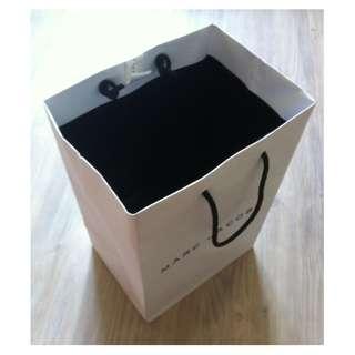 (半價) MARC JACOBS Paper Shopping Gift Bag 紙袋 禮物袋 (Half Price)