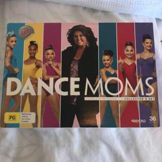 Dance Moms Season 1-5 dvd set