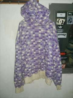 Hoodie Supreme Checkered
