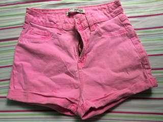 Refuge highwaisted shorts