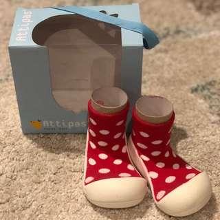 Attipas Polka Baby Walking Shoes