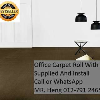 Ulu Kinta Office Carpet Roll Call Mr. Heng 012-7912465