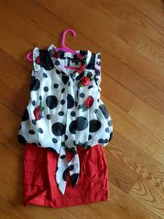 size 28, fits 4~7y