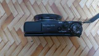 Canon PowerShot  G7X 觸控相機