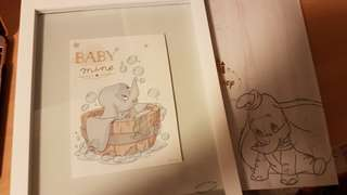 Disney Dumbo Frame