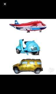 Transport / vehicle balloon