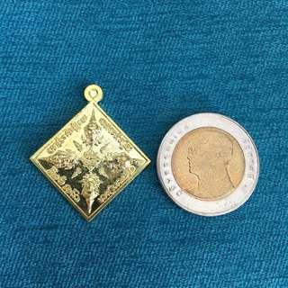 Lp Leua Phra Phrom Deva (4 Face Deva) Amulet