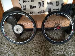 Ruituo wheelset size 26