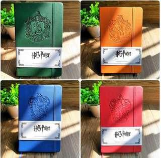 🚚 A5 Harry Potter Retro Notebook