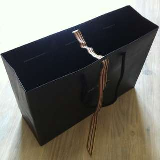(半價) PAUL SMITH Paper Shopping Gift Bag 紙袋 禮物袋 (Half Price)