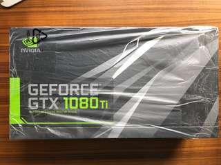 Nvidia GeForce GTX 1080 Ti Graphics Card