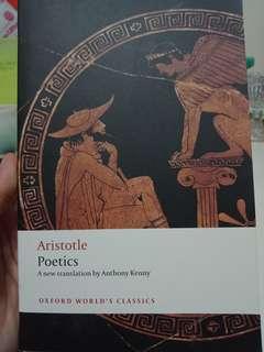 Poetics by Aristotle (NUS PS2203)