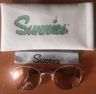 Sunnies Studios - Winona - Rosegold
