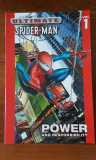 Ultimate Spider-man Vol 1 TPB