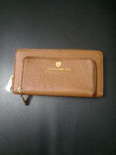 FREE SHIPPING! Vince Camuto Long Brown Wallet