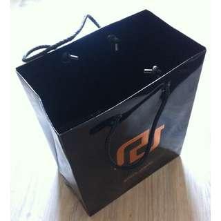 (半價) ROGER DUBUIS Paper Shopping Gift Bag 紙袋 禮物袋 (Half Price)