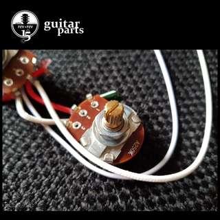 Guitar Telecaster Model Volume & Tone pots (250K) w/ 3 Way Position Selector