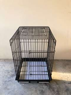Galvanised Iron Bird Cage