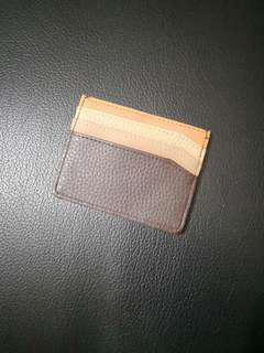 Shades of Brown Card Holder