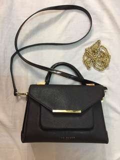 Authentic Ted Baker crossbody bag