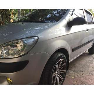 FOR SALE HYUNDAI GETZ 2010 Manual Transmission, Nothing to fix