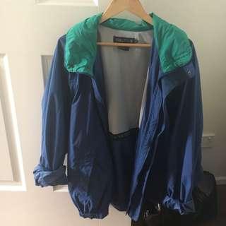 Nautica vintage wind jacket
