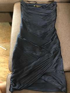 Asos tube mermaid dress