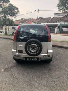 Kembara urgent sell with a good condition